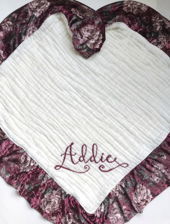 "Addie Limited Edition Floral Frenzy 24"" Lovey"