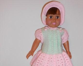 Mary Had a Little Lamb-Crochet Pattern