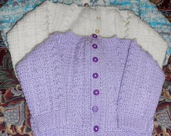 Crochet Pattern-Wee Highlander