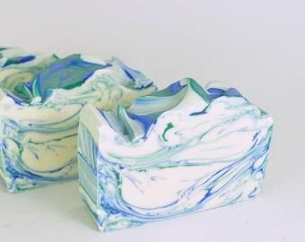 Soleil Soap - Handmade Soap - Cold Process Soap -  Vegan Soap - Natural Soap