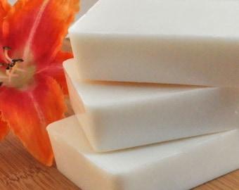 Island Coconut Soap - Handmade Soap - Gift for Her - Girlfriend Gift - Stocking Stuffer