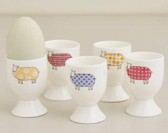 Sheep Egg Cup