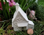 DIY Fairy Garden Cottage Fairy Design Ceramic Garden Design or also available in other listing Glazed and Painted