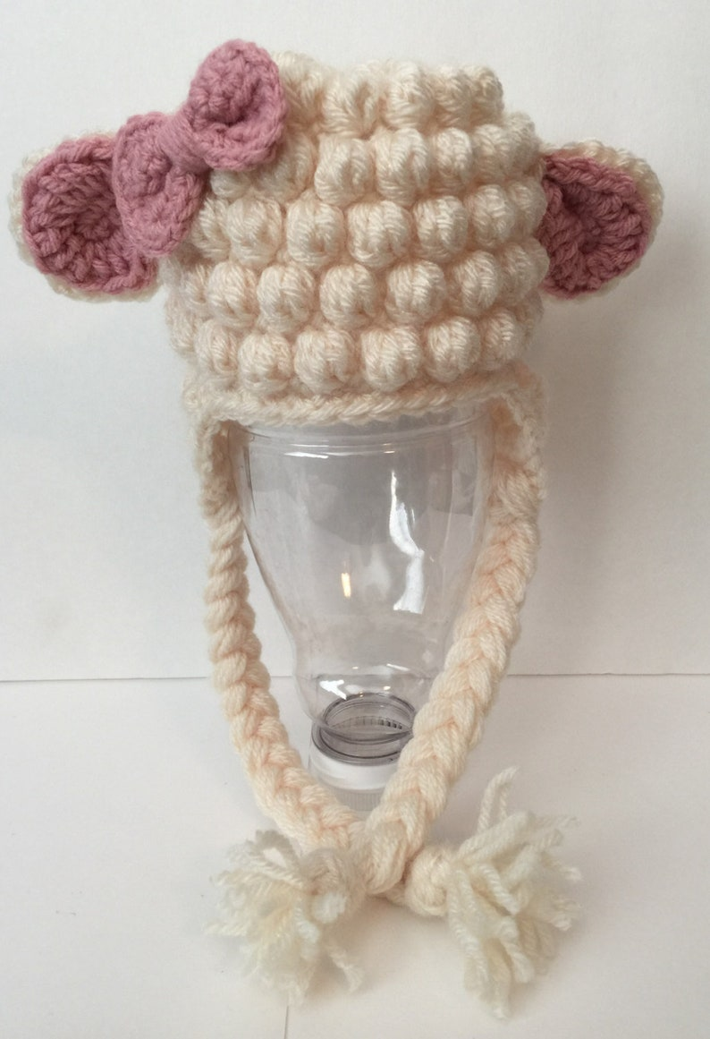 Super Cute Easter Lamb/ Sheep Outfit  Any Size and Color image 0