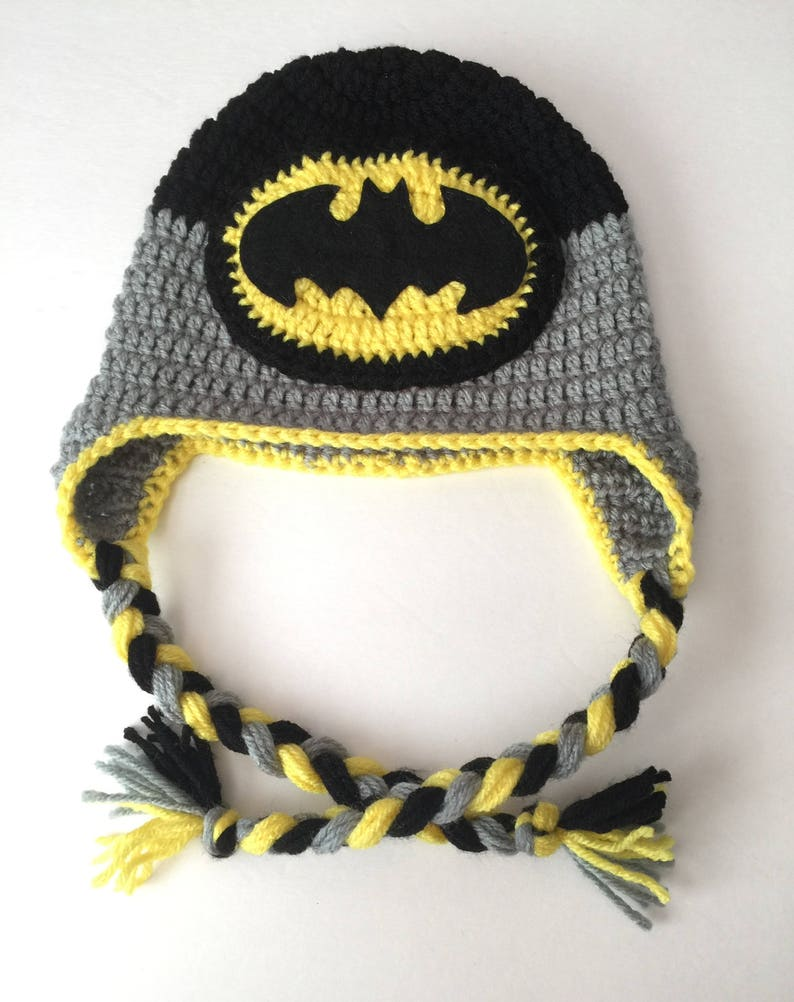 a6ead65aec36f Batman Beanie  Hat Any Size