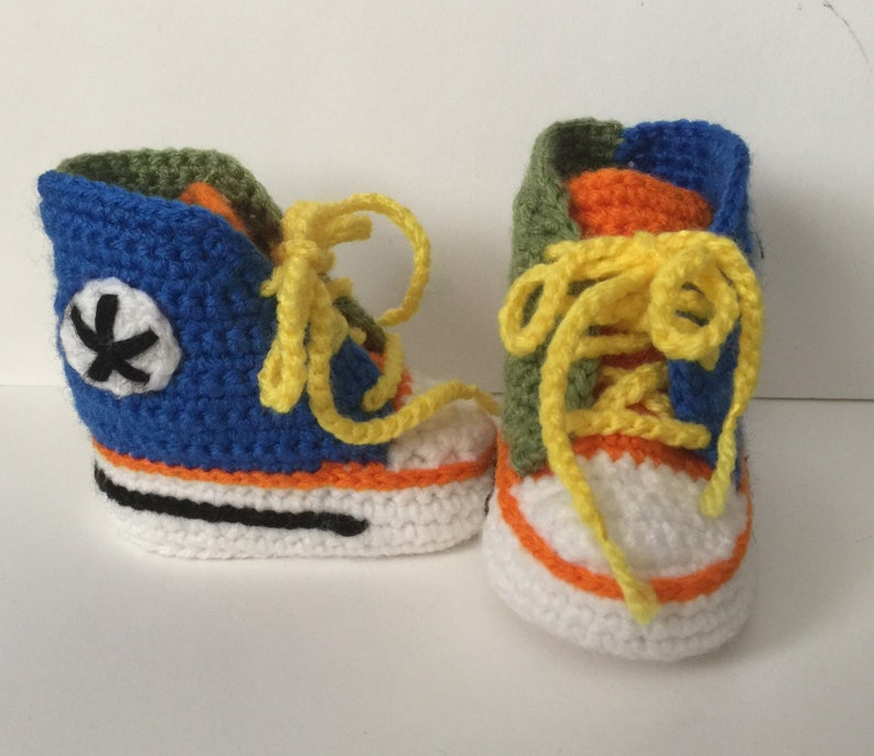 2 Tone Converse Sneakers Shoes Booties Athletic  Any image 0