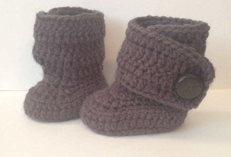 Any Color Adorable Wrap Boots 0 to 12 Months Available