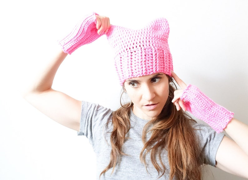 a11f8a4494f Pussy Hat Project Pussyhat Planned Parenthood Donation Cat