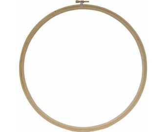 Embroidery Hoop - cross stitch hoop, stitching hoop, wooden hoop, embroidering, cross stitch, cross stitch supplies, embroidery tools, gift