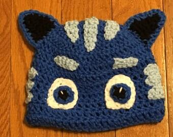PJ masks beanie pj masks hat pj masks costume pj masks catboy 82efc8c2d7f