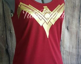 7a4a20a9d272e3 Wonder woman shirt