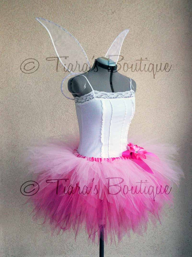 Large Handmade Fairy Wings TINKERBELL wings only tutu not included very sturdy to last for many years of play
