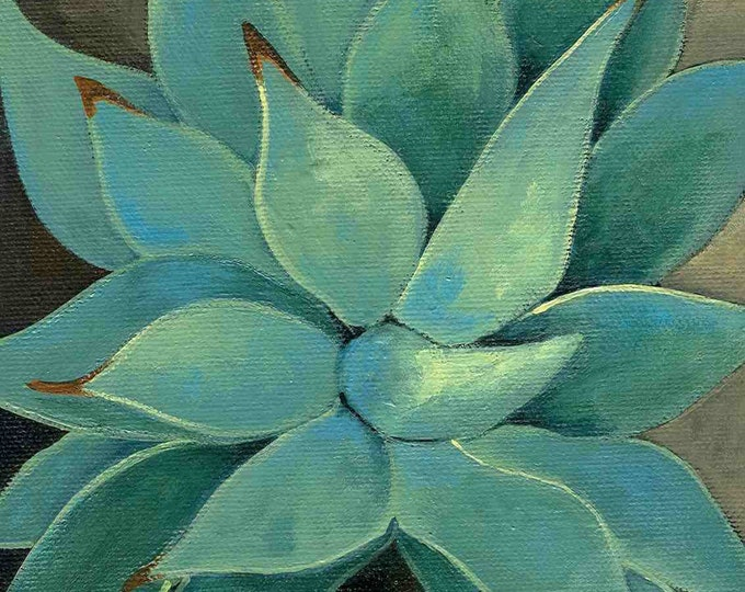 Oversized Cactus Greeting Card