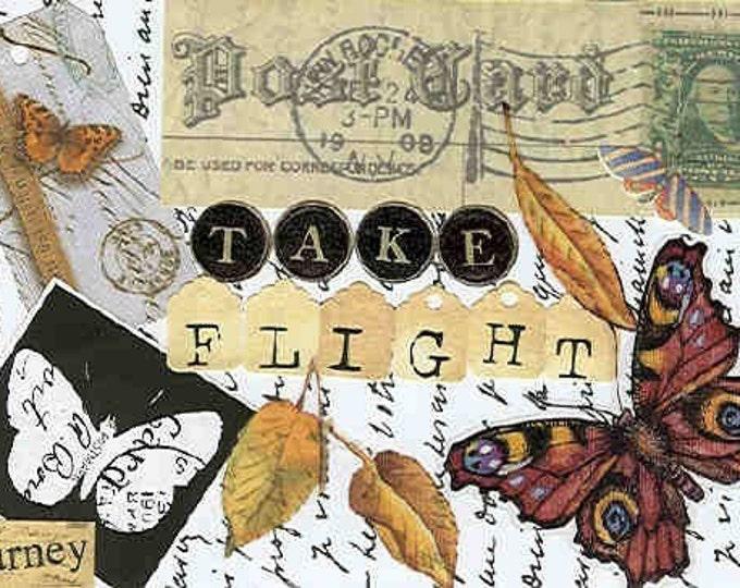 Take Flight notecard