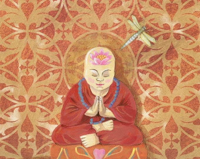 Open Mindfulness notecard