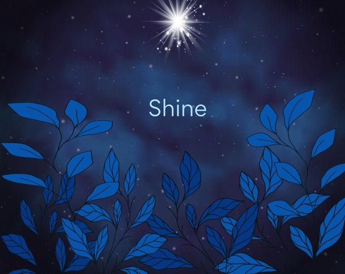 Lolo Love cards Shine