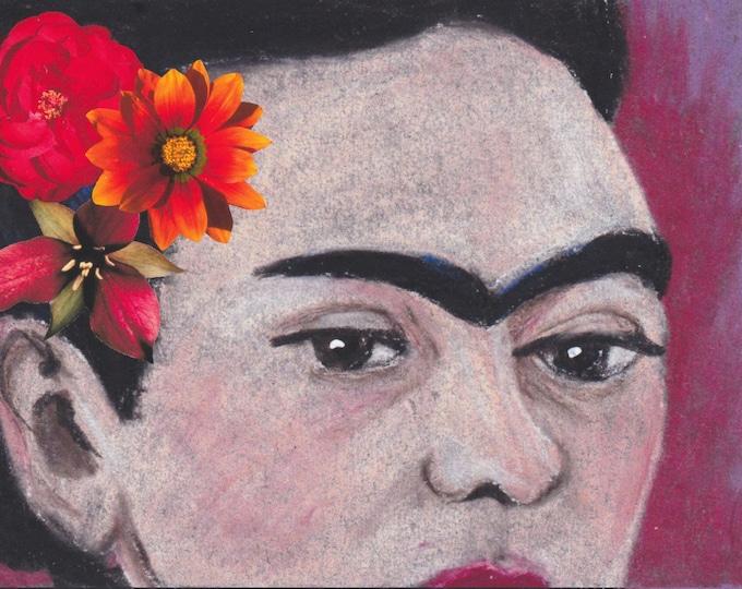 Flowers for Frida