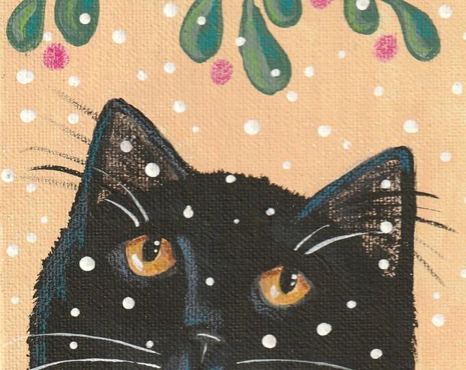 Mistletoe Snow