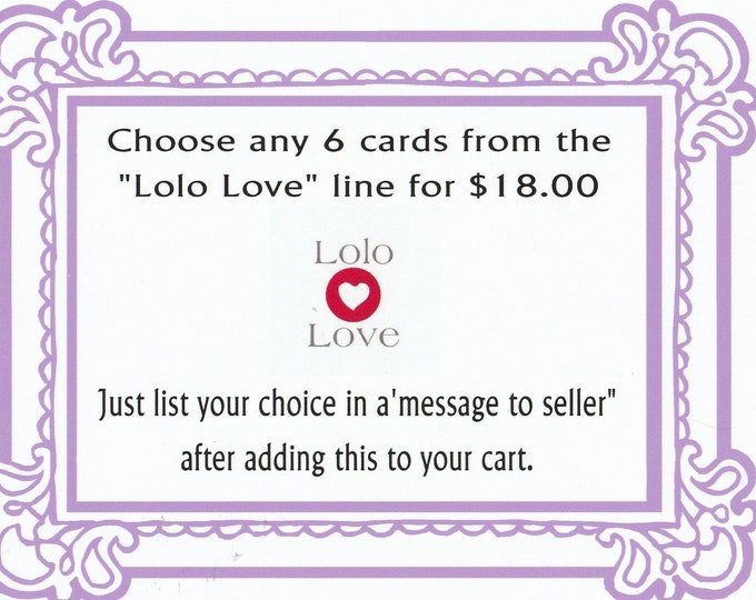 Lolo Love bargain bundle