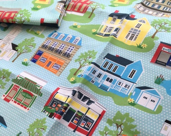 """Stars Hollow Fabric, 56"""" wide print on Quilting Cotton"""