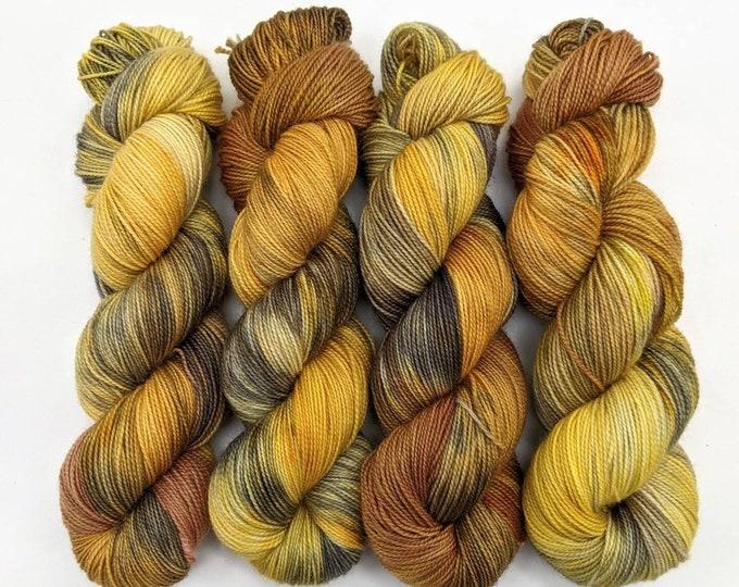 October - Hand-dyed Sock Yarn