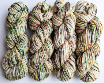 Fairy Grotto - Hand-dyed Sock Yarn