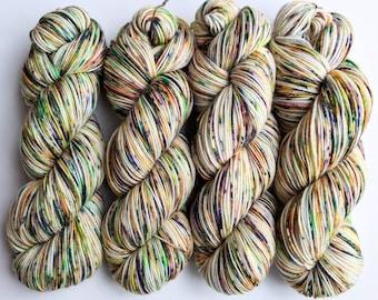 Fairy Grotto - Hand-dyed Sock Yarn