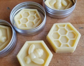 Small Beeswax Lotion Bar