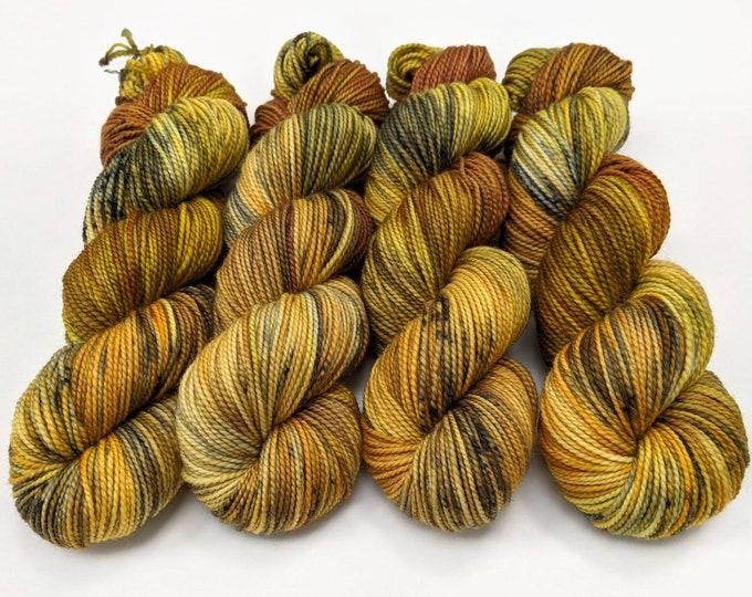 October - Hand-dyed DK Yarn