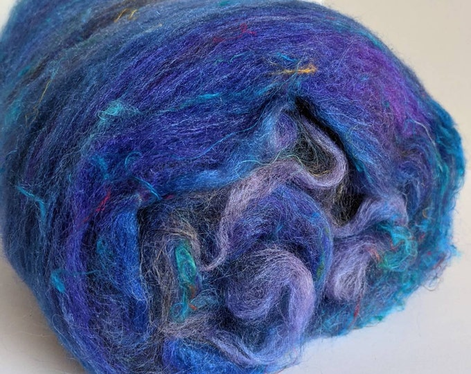 Smoothish Art Wool Batt - 97g