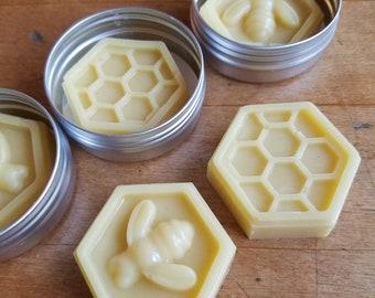 Small Beeswax Lotion Bar