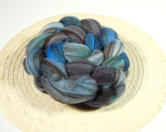 Blueface Swirl Top - Baby blue