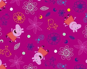 Peppa Pig Fabric Hobby Lobby Www Imagenesmy Com