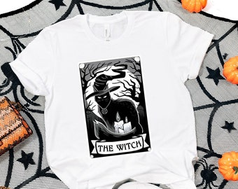 The witch Halloween gift 2021,funny witch shirt Halloween witch Unisex T-shirt for Men and Women