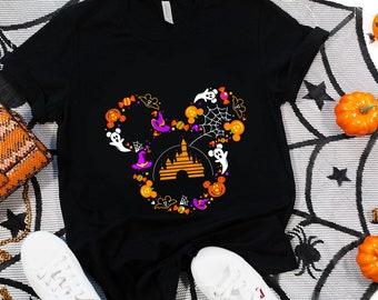 Mic key not so scary halloween party 2021 , halloween family shirts 2021 , halloween shirt Halloween Unisex T-shirt