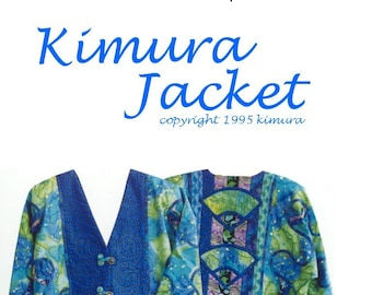 Stephanie Kimura's  - Kimura Jacket Pattern