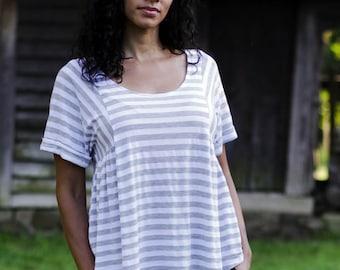 The Paloma Top, Tunic & Dress PDF Sewing Pattern