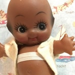 FREE WORLDWIDE SHIPPING Very Rare Vintage Kewpie Doll Antique Collectible
