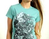 Music Shirt - Albrecht Durer Parody - Graphic Tee for Women - Accordion Shirt - Banjo T-shirt - Gifts for Musicians