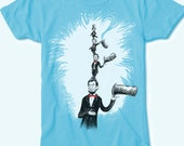 Dr Seuss Shirt Parody - Abraham Lincoln Shirt - Abe in the Hat - Women's Funny Tshirt - Abe Lincoln