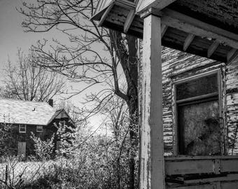 Flint Michigan photography, Northside, Architecture, Porch, Beauty Beyond Blight