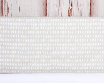 Free Spirit Dena Designs Adelaide, Sydney Dot Taupe, PWDF307 Taupe, 100% Quilting Cotton