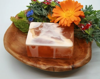 Customize it - Olive Oil and Shea Butter Bar Soap Your Choice of Scent