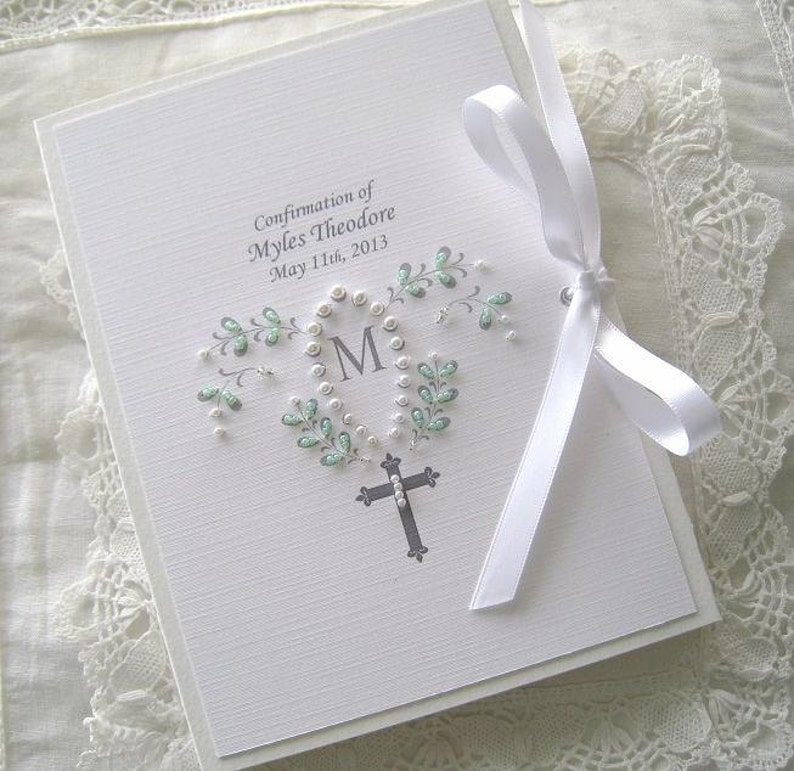 Personalized Baptism Baby Gift, Photo Album Christening, First Communion or Dedication - Petite Beaded Photo Keepsake Heirloom 5x7, 6 x 7.5