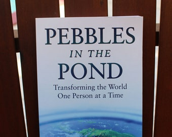 Pebbles In The Pond With Author Cassandra Russell