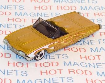 1965 Ford Thunderbird Auto Refrigerator Tool Box Magnet Gift Item