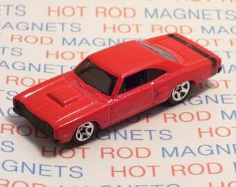 Tool Box  Magnet Man cave Item 1969 Dodge Polara Auto Refrigerator