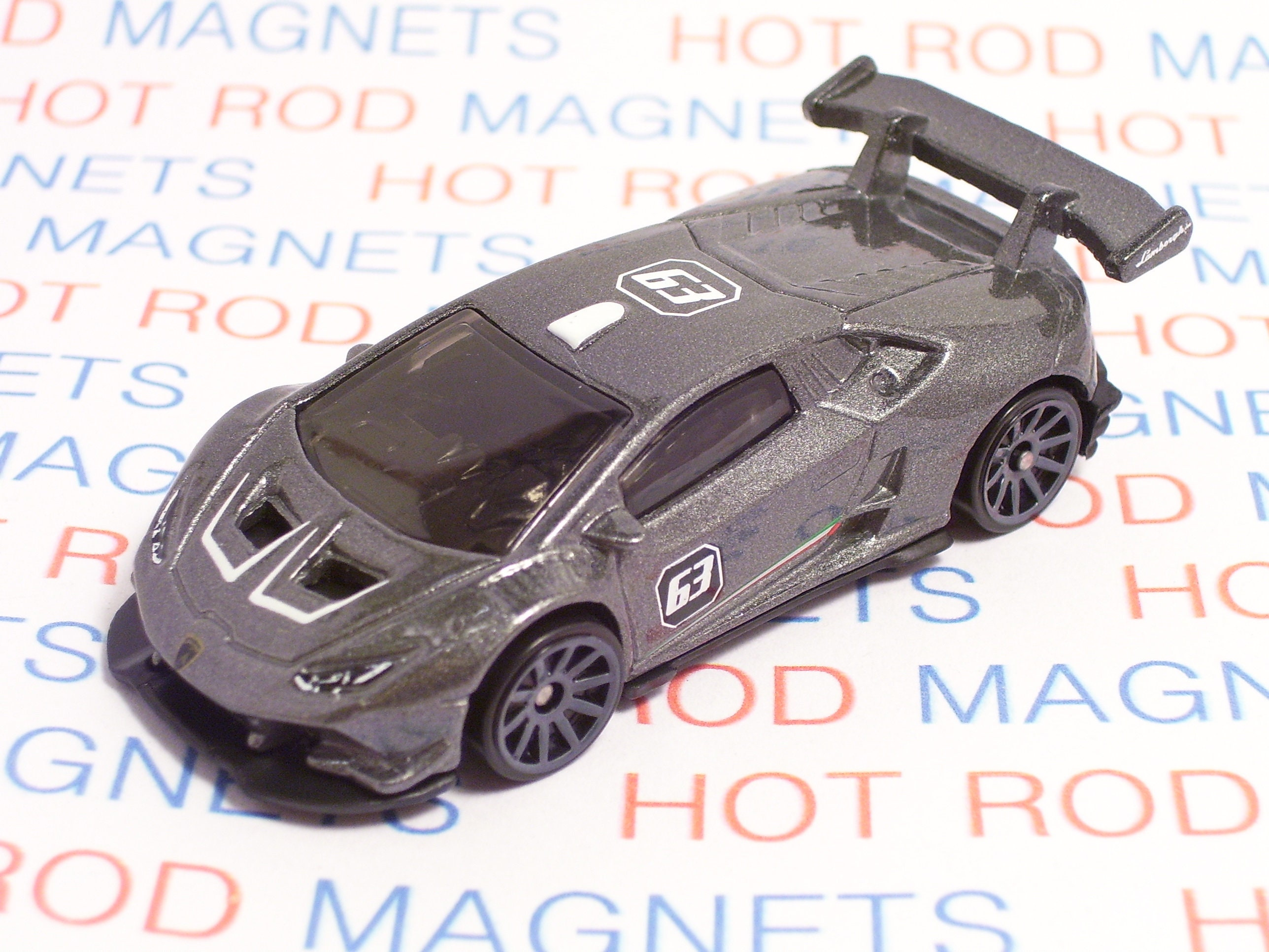 Hot Rod Magnet Lamborghini Huracan LP 620 2 Super Trofeo