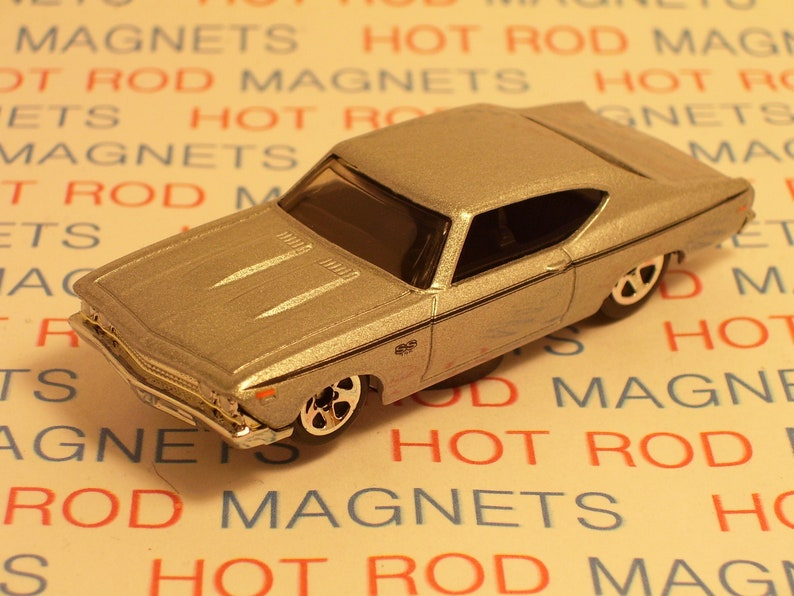 All American Man Cave Toolbox Magnet Corvette Stingray  Refrigerator