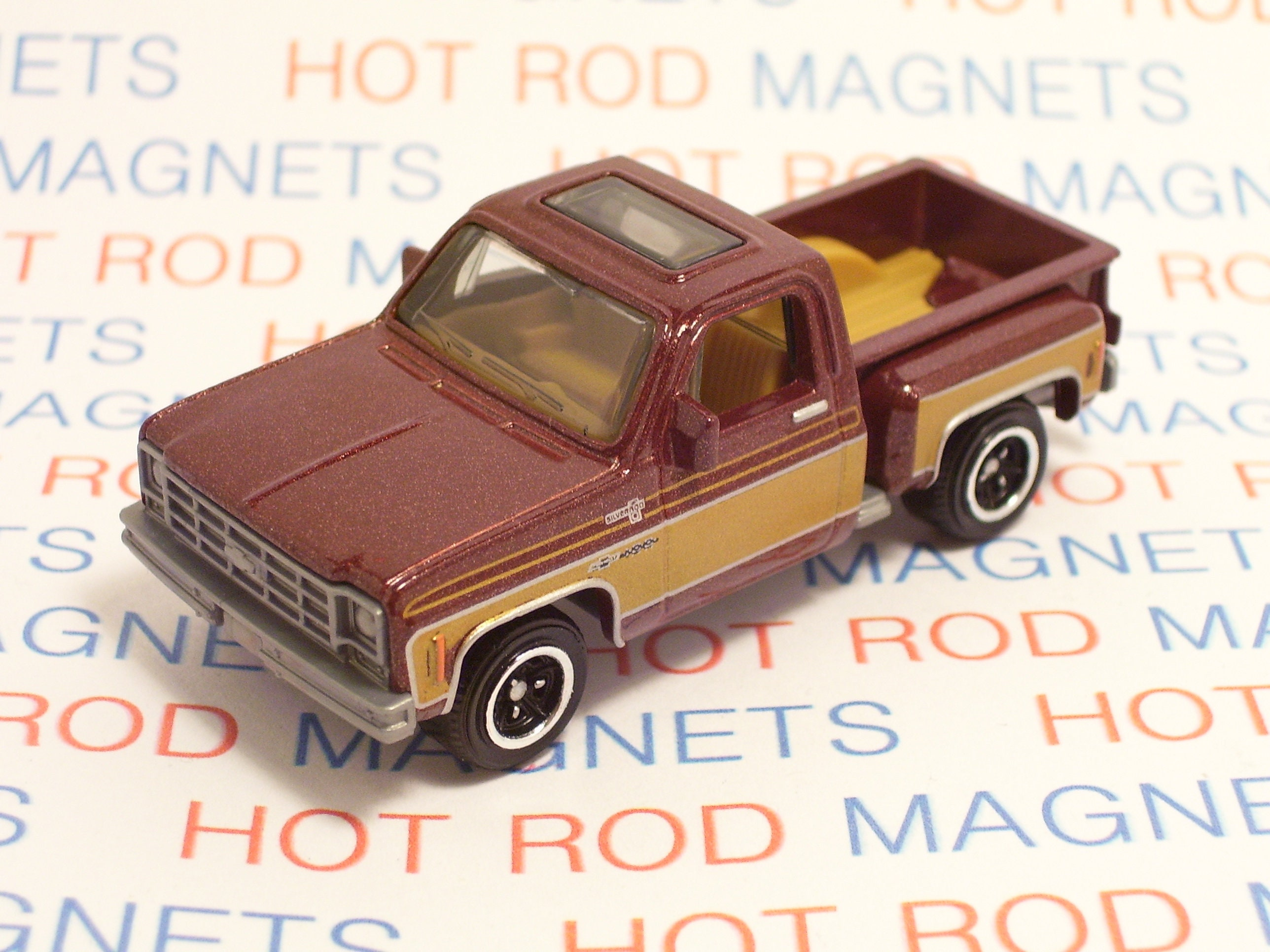 1975 Chevrolet Stepside Pickup Truck Hot Rod Man Cave